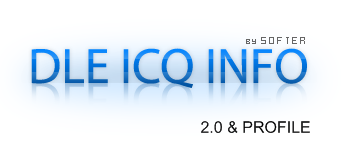 DLE ICQ INFO 2.0 & Profile Edition