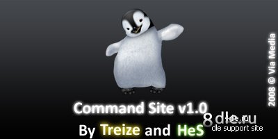 DLE Command Site v1.0