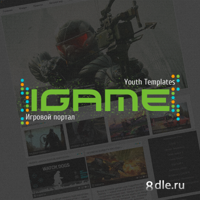 IGame (Youth-Templates)