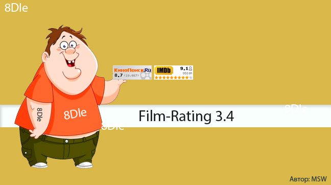 Film-Rating 3.4