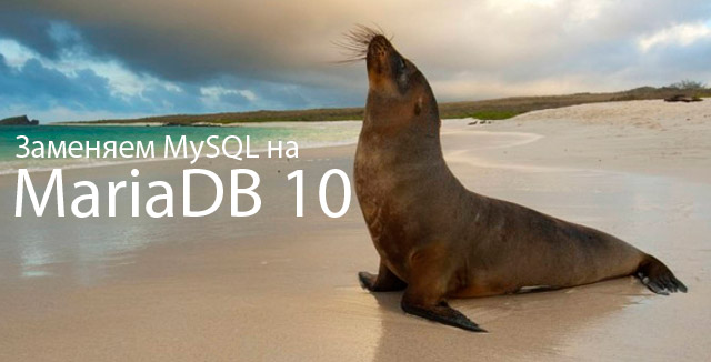 Ускоряем сервер VDS/VPS на Debian 7 (Шаг 1) Заменяем MySQL на MariaDB 10, обновляем PHP